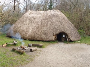 First_Irish_farmers_hut,_Irish_National_Heritage_Park_-_geograph.org.uk_-_1252729
