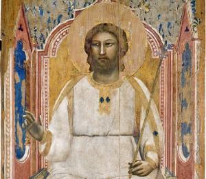Dio Padre in trono