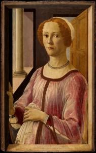 Alessandro_Botticelli_Portrait_of_a_Lady_(Smeralda_Brandini