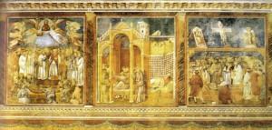 Giotto,_tre_scene_dagli_afferschi_di_assisi