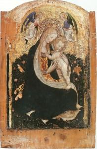 Pisanello, Madonna della Quaglia