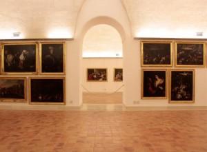 Matera, Palazzo Lanfranchi, Collezione d'Errico.