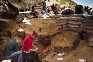La Grotta di Blombos. Credit: University of Bergen.