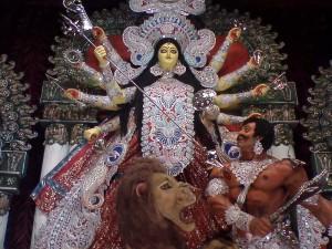 Durga_idol