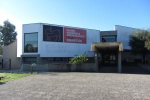 Sibari Museo Ingresso