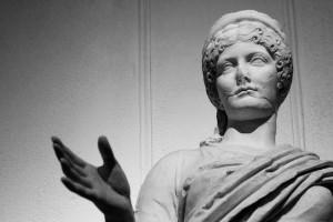 Agrippina, I sec. d.C. Foto Iole Carollo