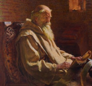The_Venerable_Bede_translates_John_1902