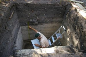 Gli scavi archeologici dai quali vengono i residui vegetali. Credit: Nicole Boivin
