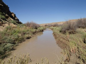 Il Chaco Wash. Credit: Kenneth Barnett Tankersley