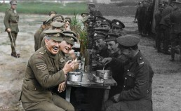 They Shall Not Grow Old Peter Jackson Prima Guerra Mondiale Grande Guerra