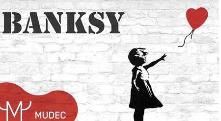 Museo delle Culture MUDEC Banksy