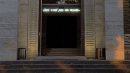 Parco Archeologico di Paestum Ceci n'est pas un musée René Magritte musei