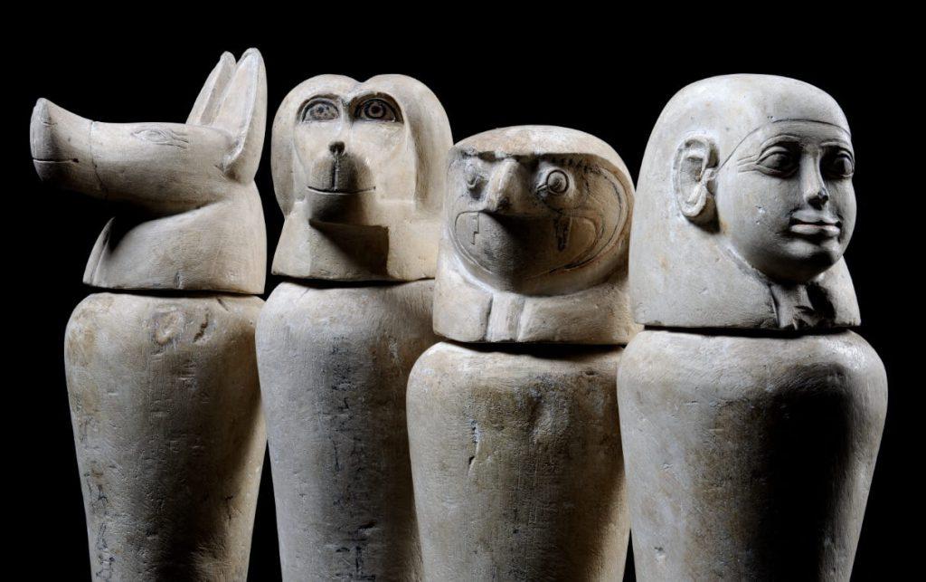 Storie d'Egitto Musei Civici di Modena Palazzo dei Musei