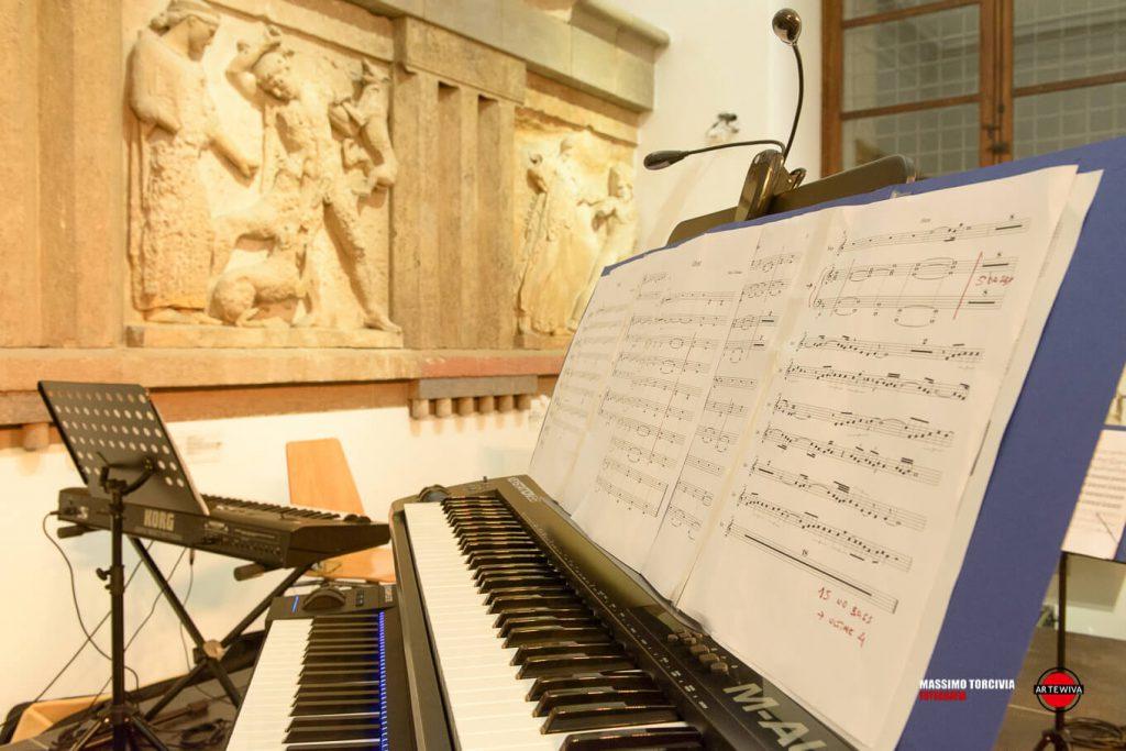 "Selinunte: music from the myths Museo Archeologico ""Antonino Salinas"" Palermo Salvo Ferrara"