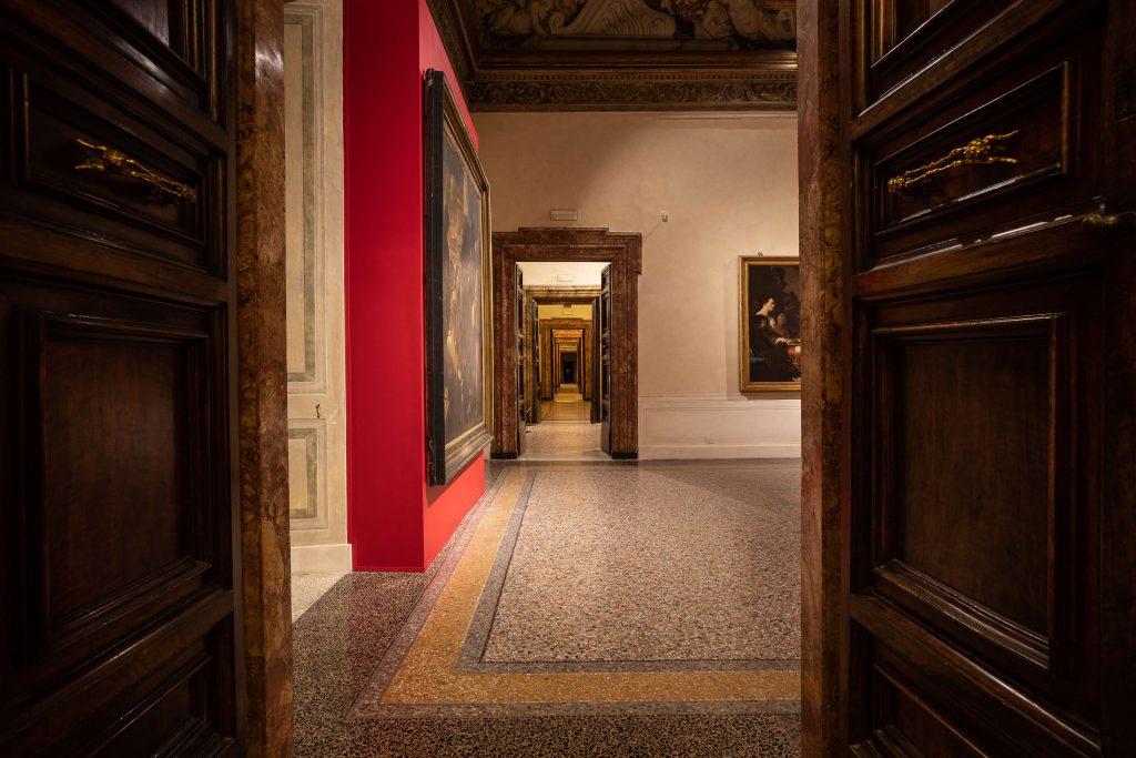 Il trionfo dei sensi. Nuova luce su Mattia e Gregorio Preti Palazzo Barberini