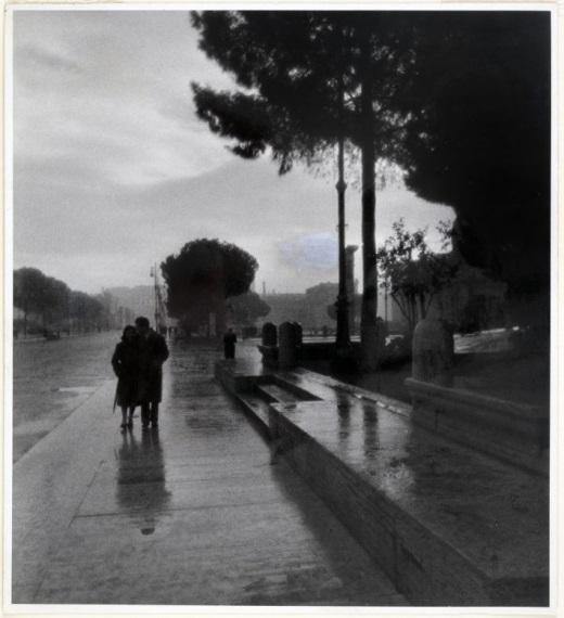 Roma nella camera oscura fotografia mostra Museo di Roma