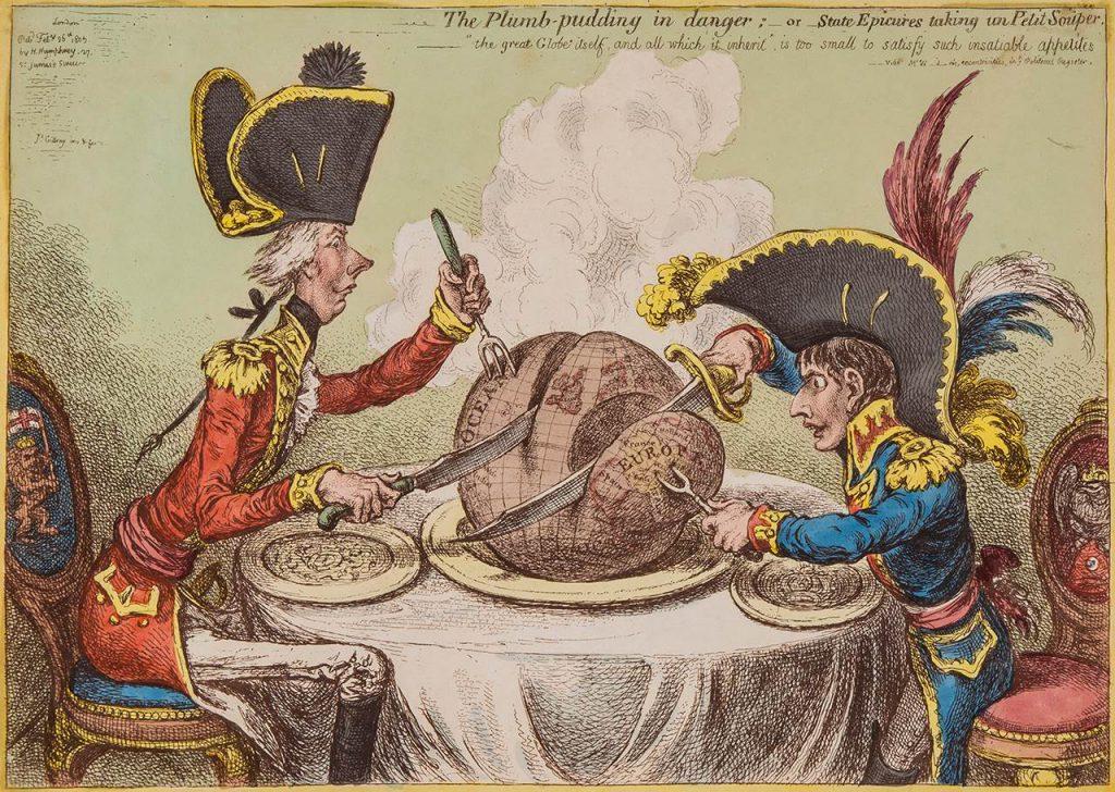 Fears in Solitude Samuel Taylor Coleridge propaganda Napoleon