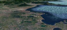 Campi Flegrei eruzione di Masseria del Monte dei Campi Flegrei