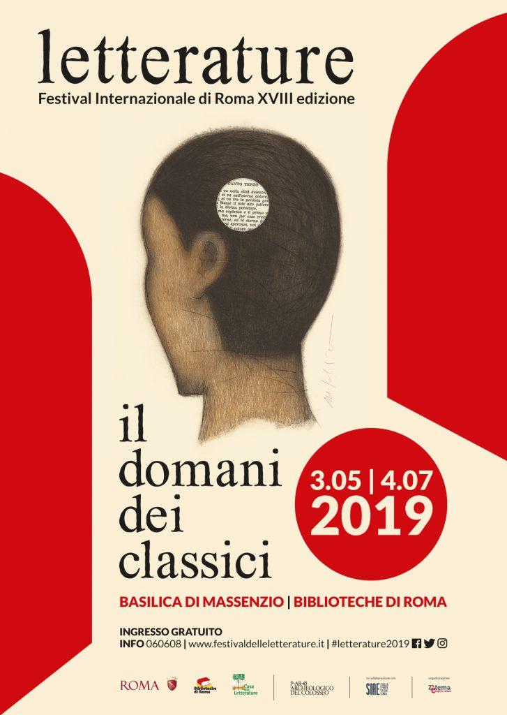 Letterature Festival di Roma edizione 2019 Basilica di Massenzio il domani dei classici