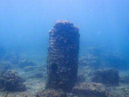 archeologia subacquea Porto Giulio Portus Iulius Parco archeologico sommerso di Baia
