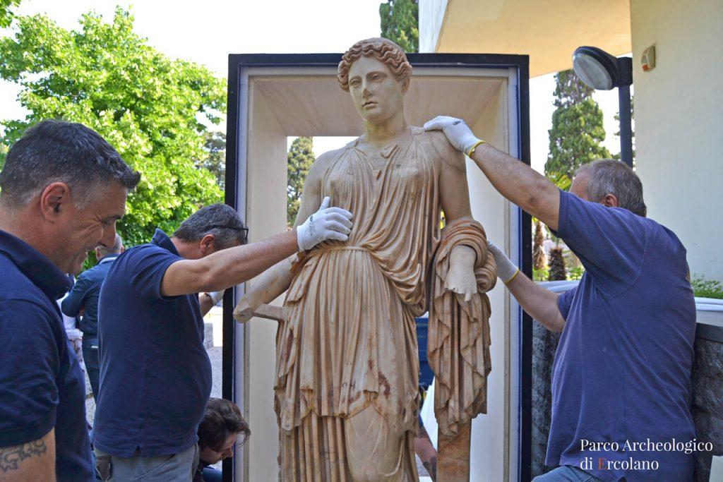 Demetra dalla Villa dei Papiri