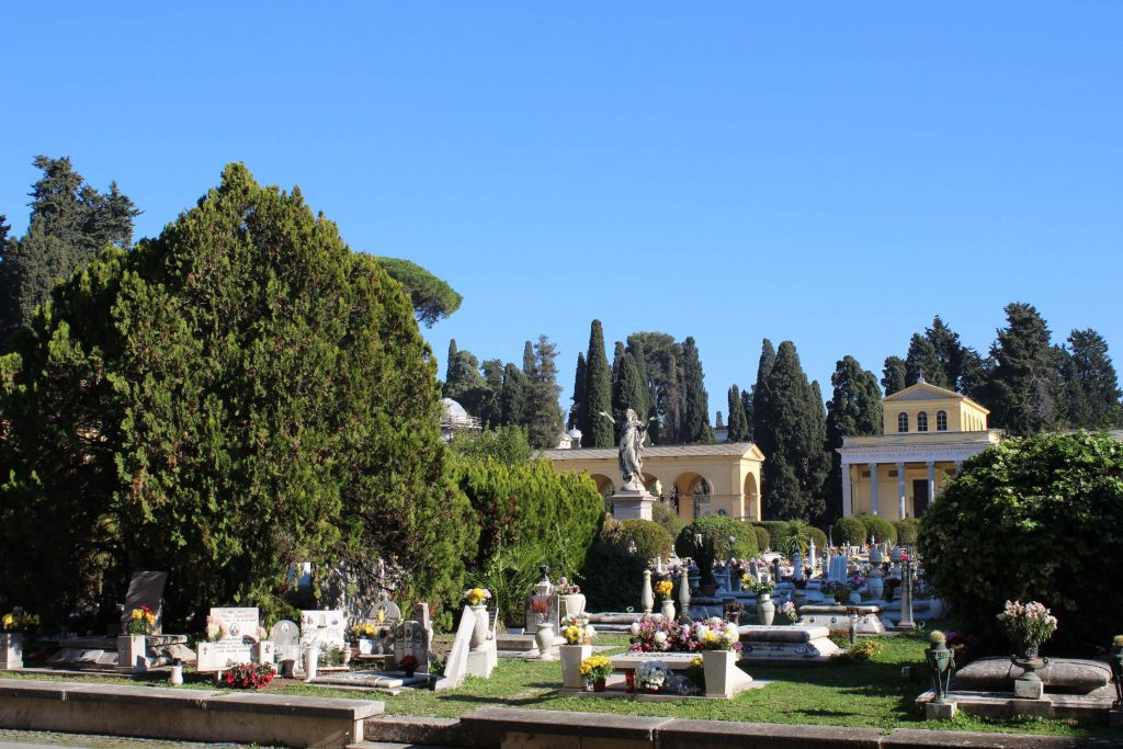 Cimitero Monumentale del Verano Roma