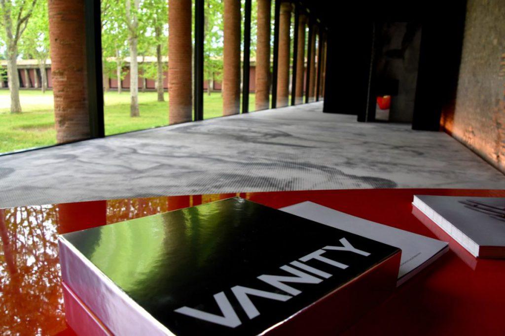 Mostra Vanity. Courtesy Parco archeologico di Pompei