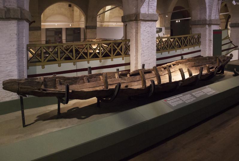 Barca F. Museo delle Navi Antiche