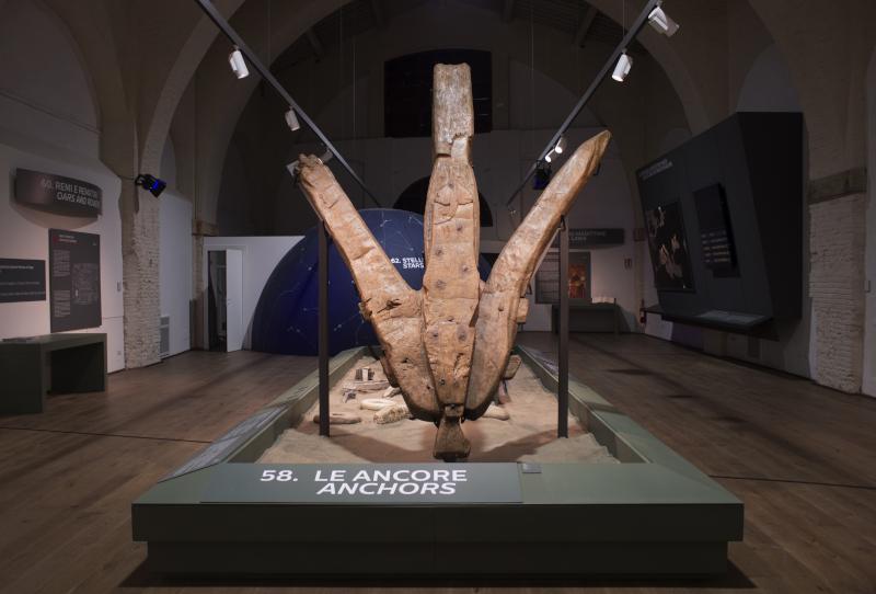 Ancora. Museo delle Navi Antiche