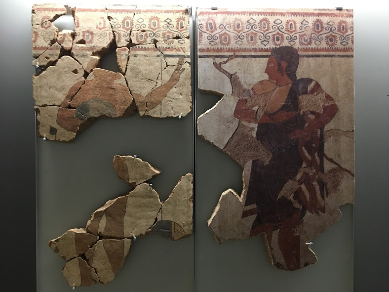 Colori degli Etruschi