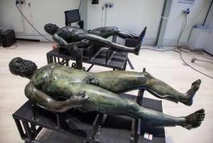 BRONZI RIACE:DAL RITROVAMENTO AL RITORNO AL MUSEO/ SPECIALE