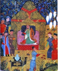Genghis_Khan's_enthronement_in_1206