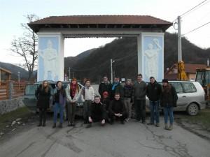 Il team di ricerca. Fonte: Project Tibiscum
