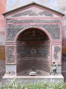 The_Small_Fountain_House,_Pompeii,_Italy