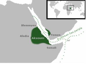 LocationAksumiteEmpire
