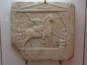 800px-Burgas_Archaeological_Museum_-_ancient_relief_-_horseman_-_P1020155
