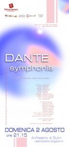 Dante Symphonìa - locandina
