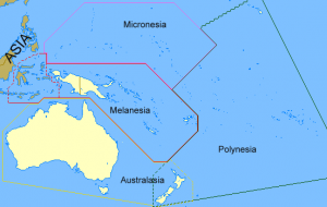 Oceanias_Regions