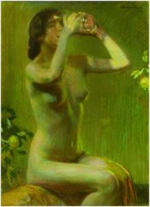 Arturo Noci, Estate, 1919