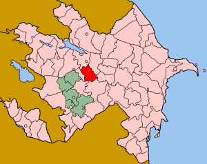 Azerbaijan-Barda