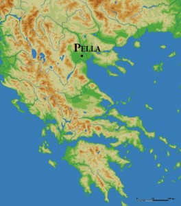 Pella_location