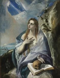 Domenikos Theotokopoulos called El Greco oil on canvas 156,5 x 121 cm
