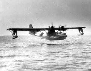 PBY_Catalina_landing