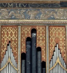 Salandra (Mt), Organo della Chiesa di Sant'Antonio (copertina CD).