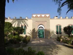 Il Museo Bonsor e castello a Mairena del Alcor - uno dei siti di ricerca. Foto di M. Krueger