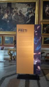 Roma - Mostra Mattia Preti