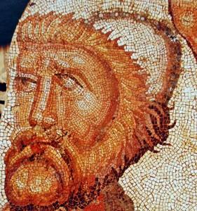 Villa_Romana_de_La_Olmeda_Mosaicos_romanos_001_Ulises