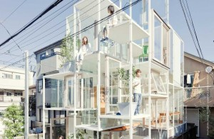 Genealogy of house architecture in Japan