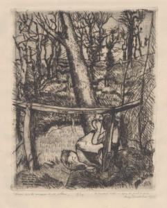 Luigi Bartolini Anna incide un cuore in un albero.jpg
