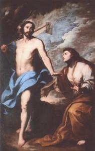 Andrea Vaccaro - Noli me tangere - Galleria Nazionale di Cosenza